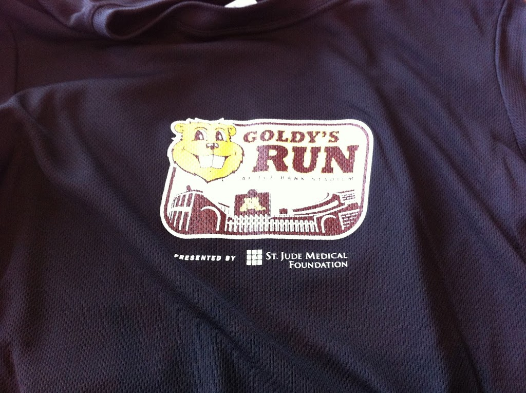 Fits Do Race Reviews: Goldy's 10 Mile - The Right Fits