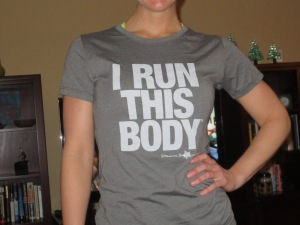 Friday's Favorite Fit: I Run This Body!