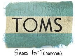 Friday's Favorite Fit: TOMS!