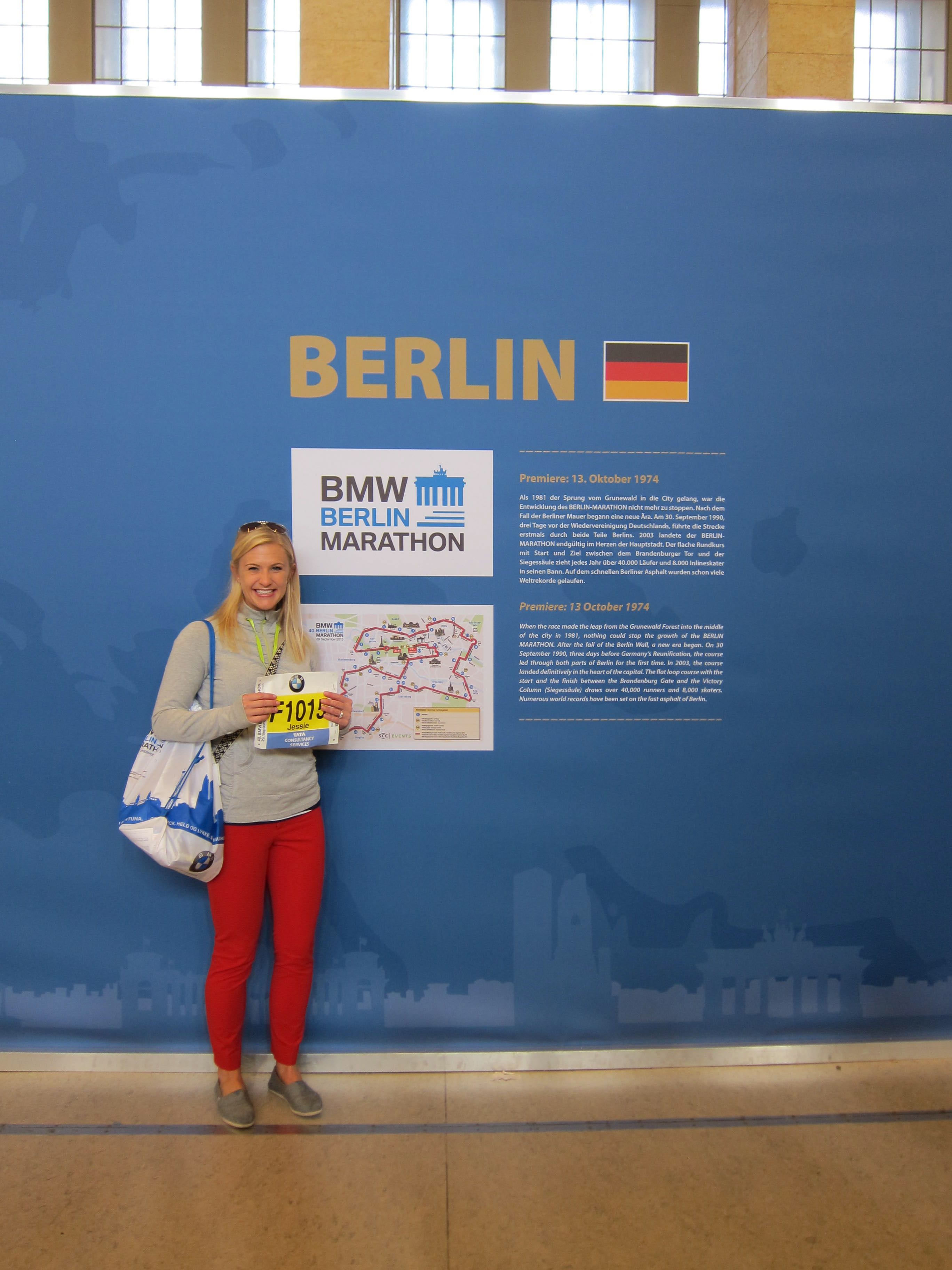 Review of the Berlin Marathon 2013
