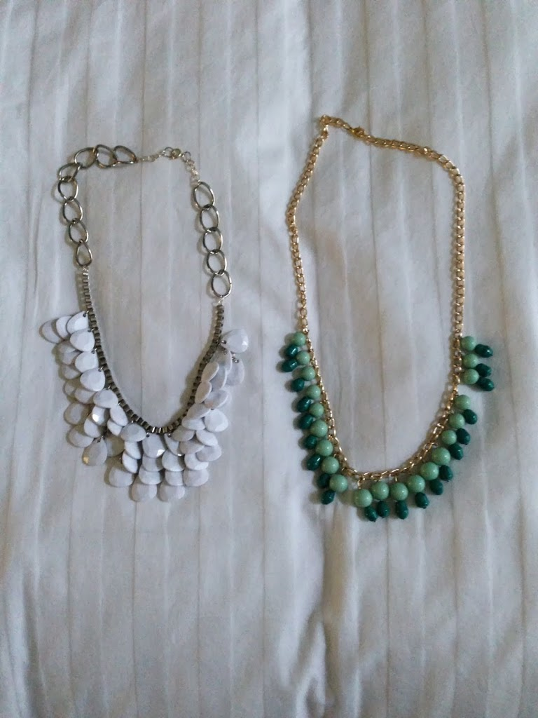LLs Necklaces For The Charity Gift Basket