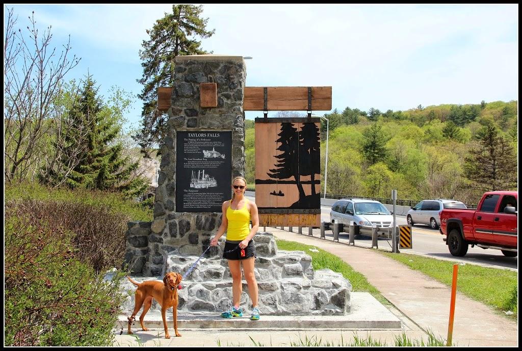 Taylor Falls And Franconia Sculpture Park