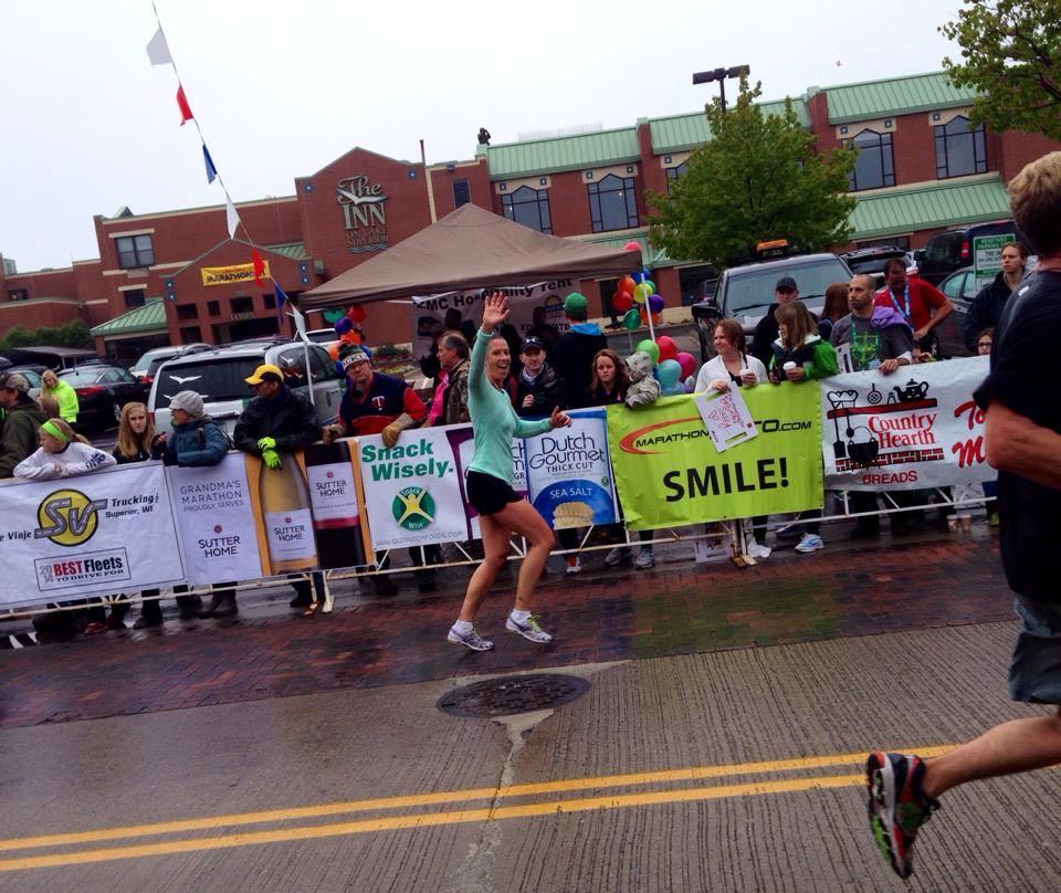 Gmas Half Marathon 2014
