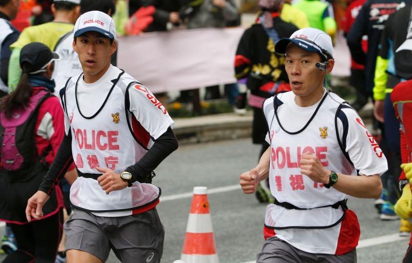 tokyomarathonpolice