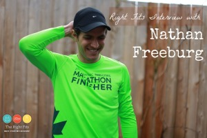 Interview with an Elite: Nathan Freeburg of Minneapolis Running