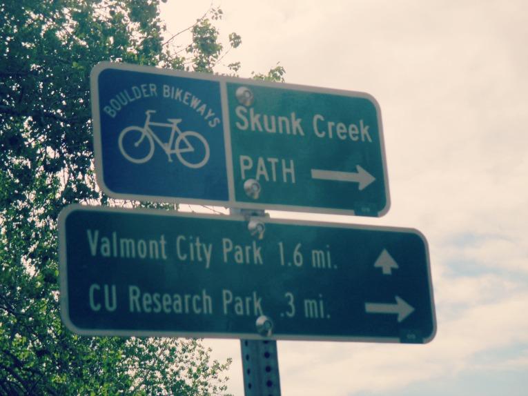 Boulder Creek Path 1