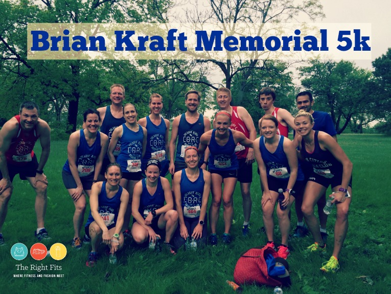 Brian Kraft Memorial 5k Review