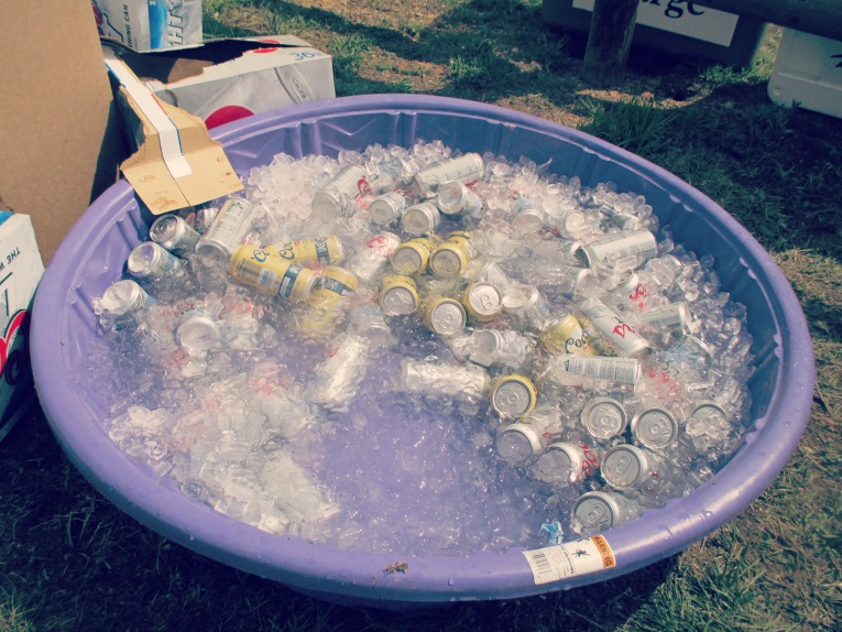 Tub of Coors