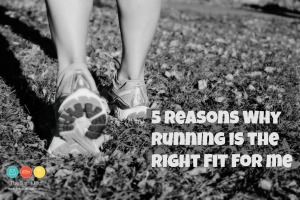 Why Running is Right Fit Linkup