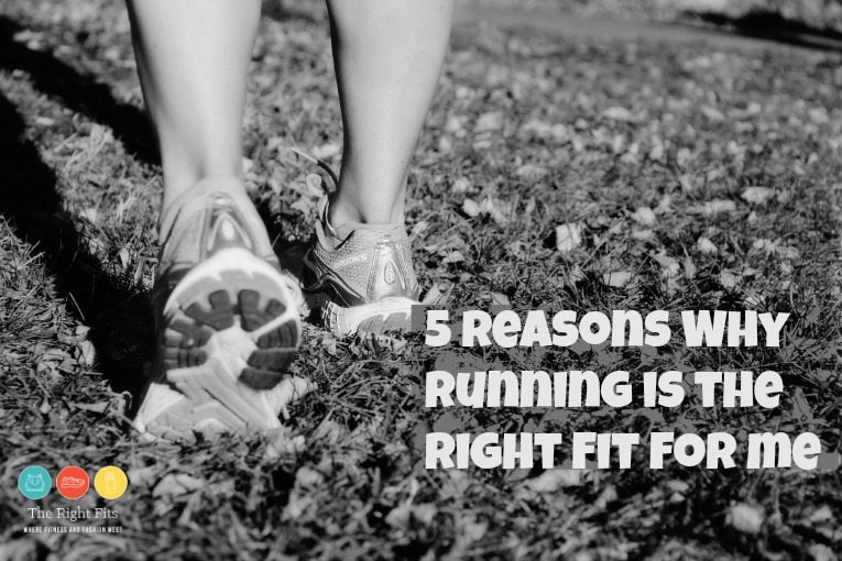 Why Running is Right Fit