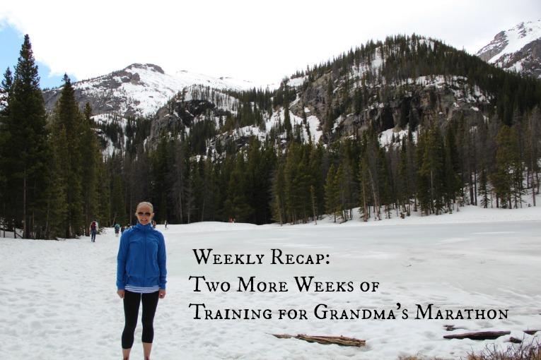 marathon training grandmas