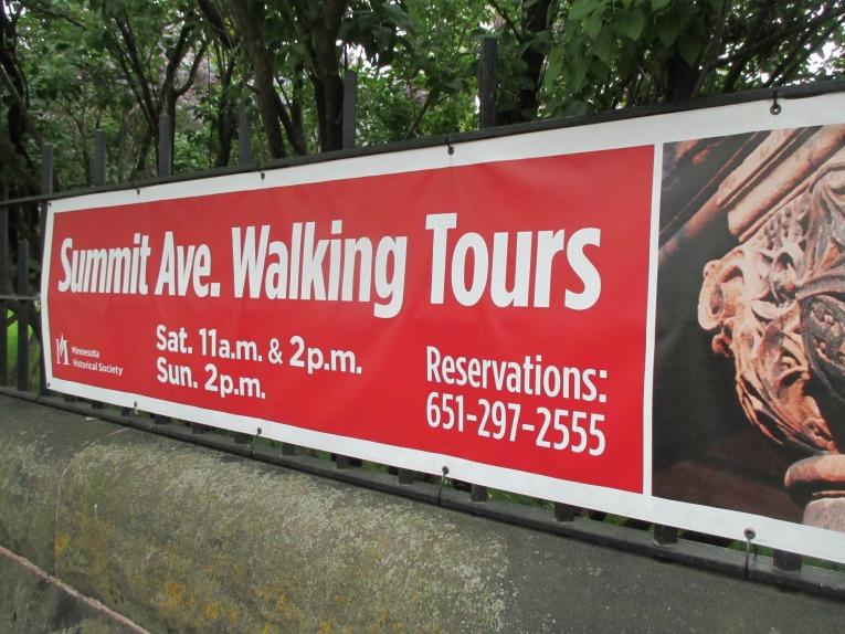 summit walking tour info