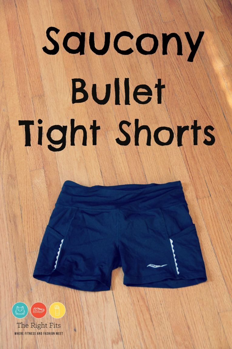 32909b432c The Saucony Bullet Tight Shorts