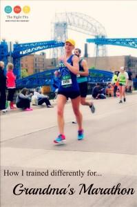 Training for Grandmas Marathon1