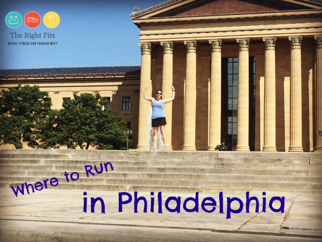 where to run in Philadelphia