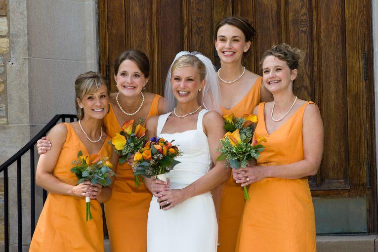 National Girlfriend Day wedding