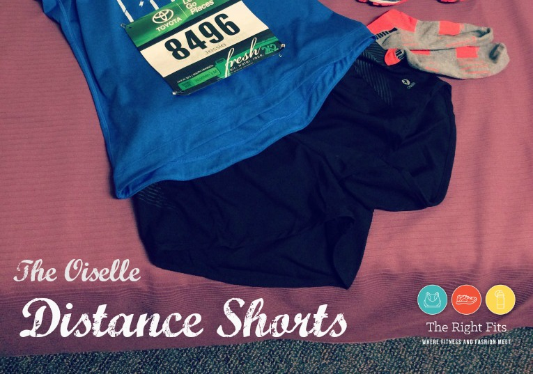 Oiselle Distance Shorts 11