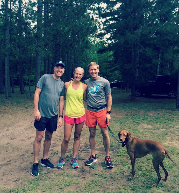 Benson Cabin Run