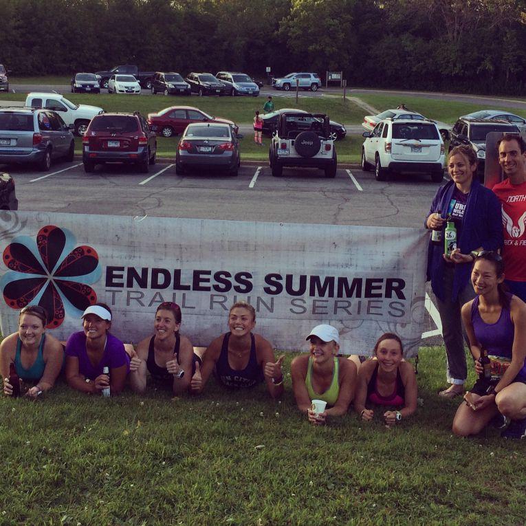Endless Summer  Hyland Race