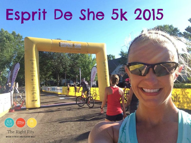 Esprit de She 5k review 1