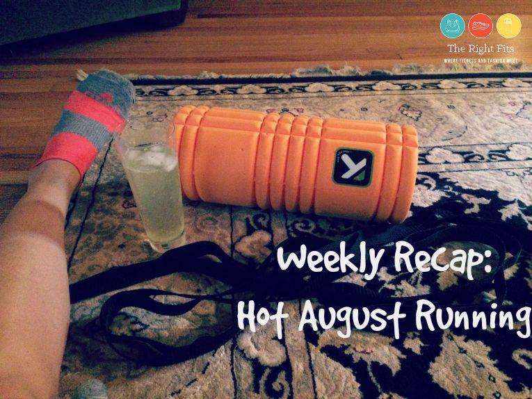 Hot August Running