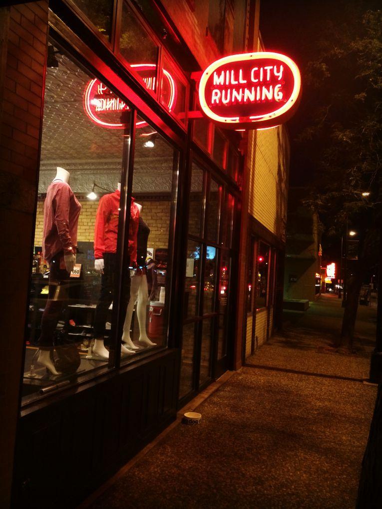 Mill City Running 1