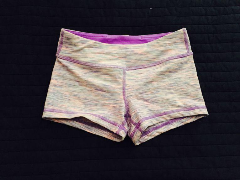 Rhythmic Shorts