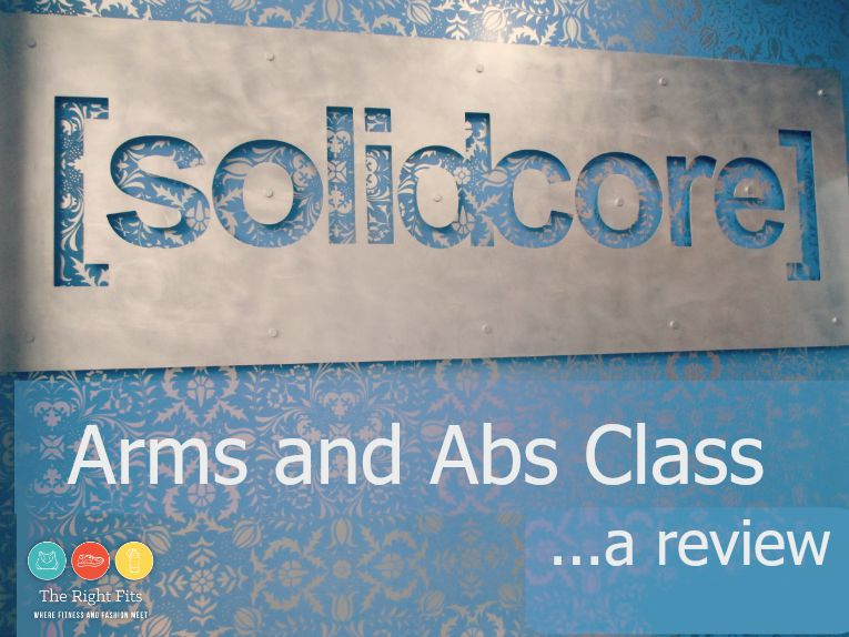 Solidcore Review Arms and Abs 1