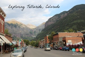 Fits on the Road in Telluride, Colorado