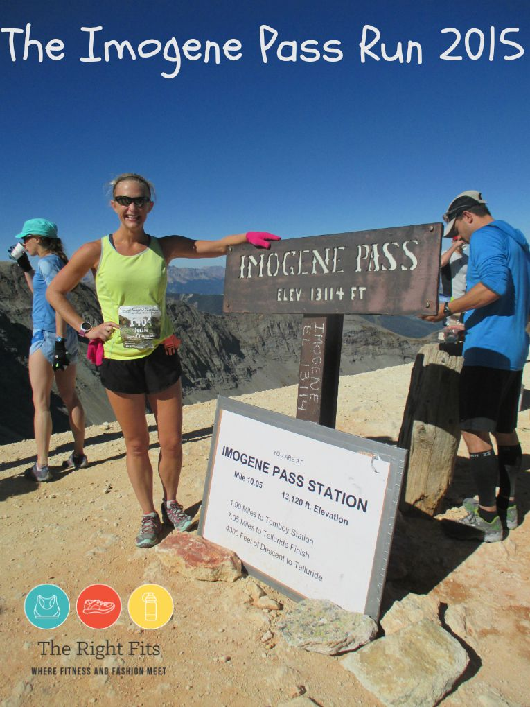 Imogene Pass Run 2015 in