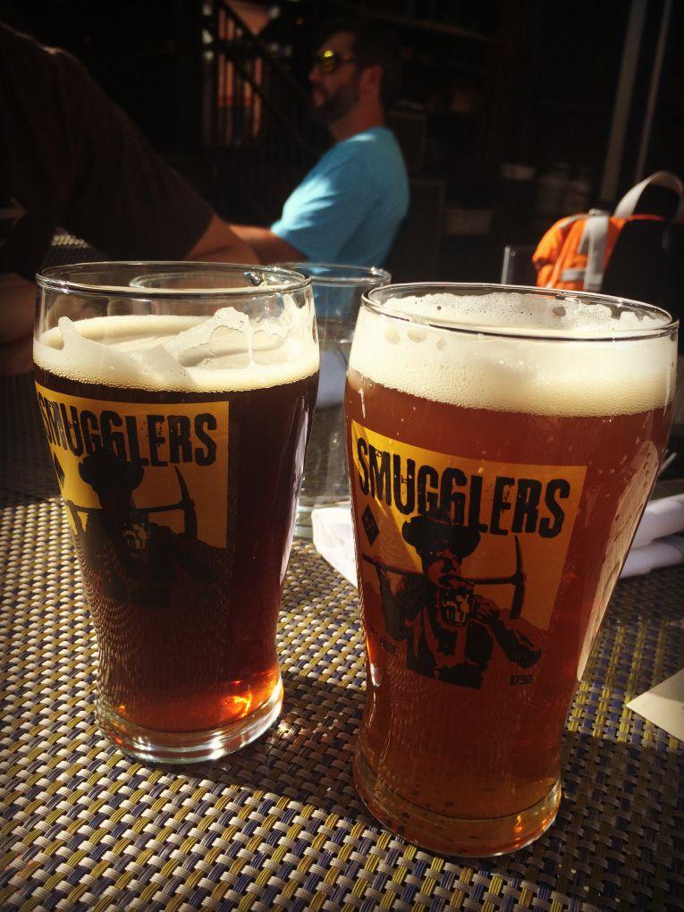 Smugglers Beers