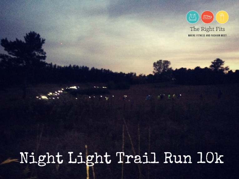 Night Light Trail Run Cover