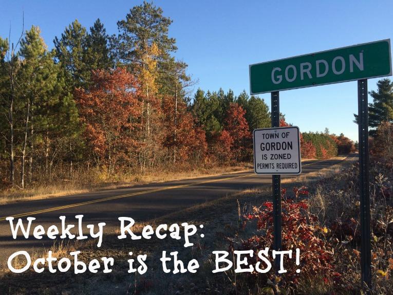 October Running FALL