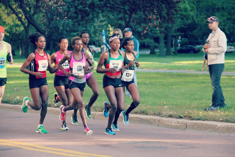 lead runners at TCM