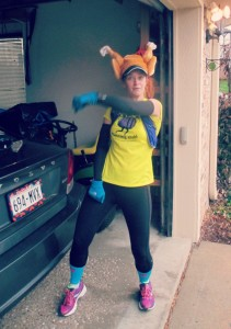 Fits Do Race Reviews: The Family Turkey Trot 5k
