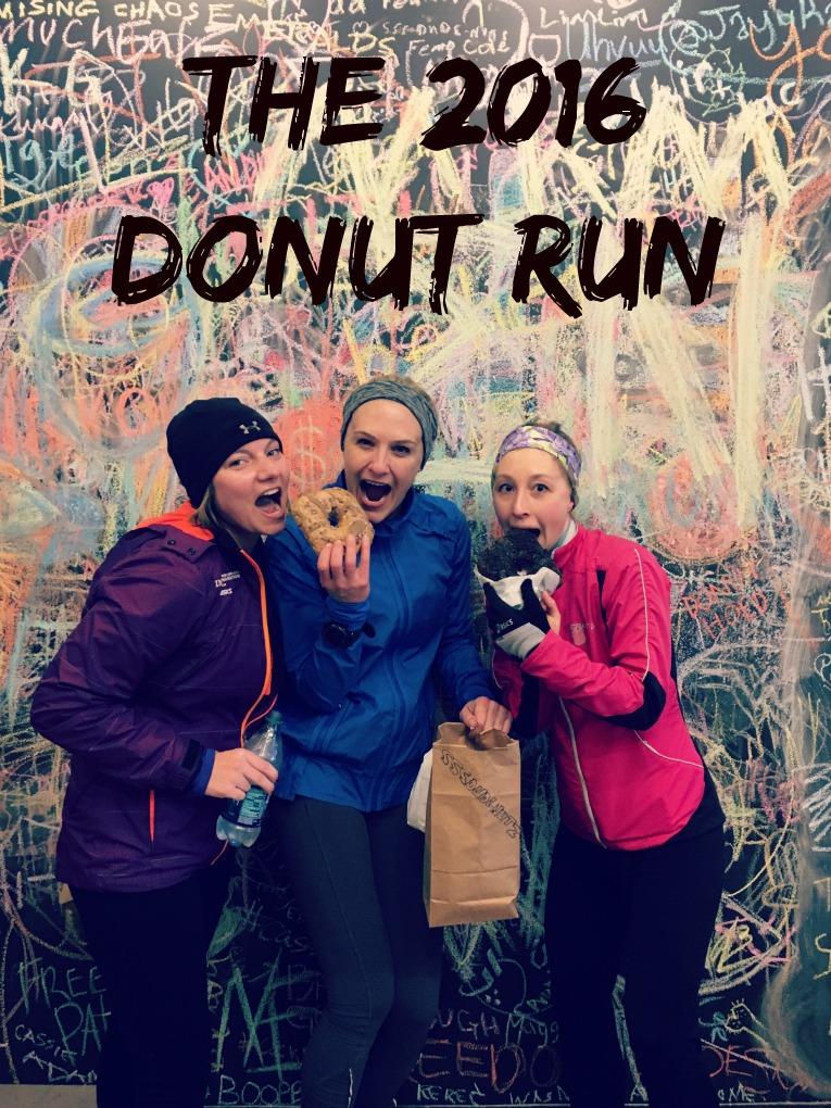 Donut Run 2016 MCR