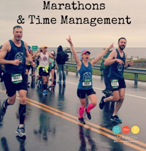 Guest Post: Laura on Marathons and Time Management
