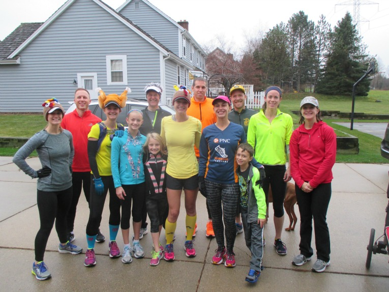 Wedel Family Turkey Trot 6