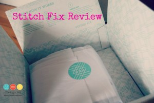 Fashion Friday: Stitch Fix Review #8
