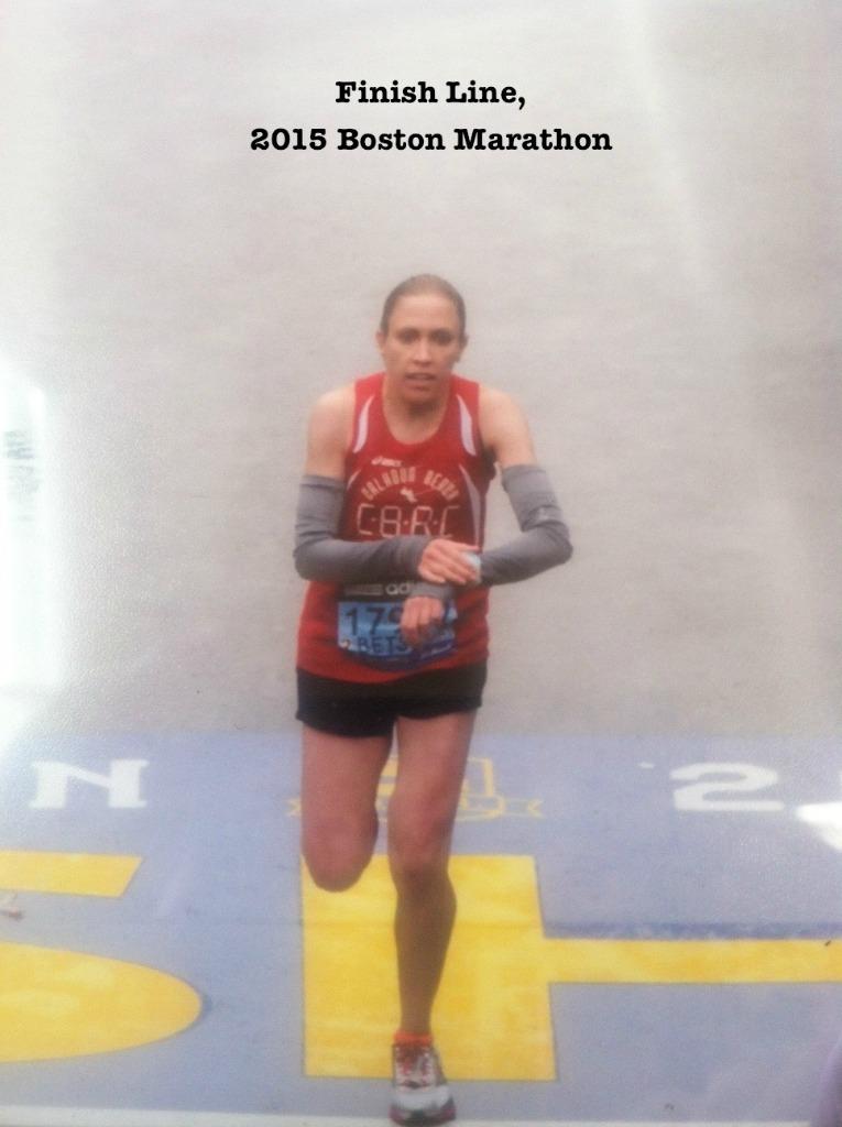 2015 Boston Finish Betsy