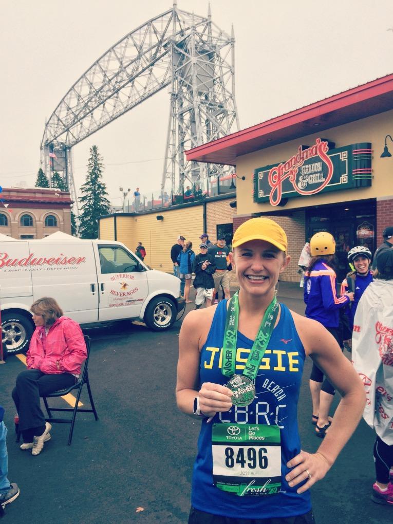 Grandmas Marathon 2015