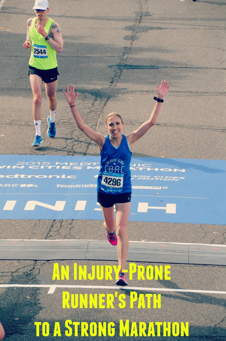 Injury Prone Runners cover
