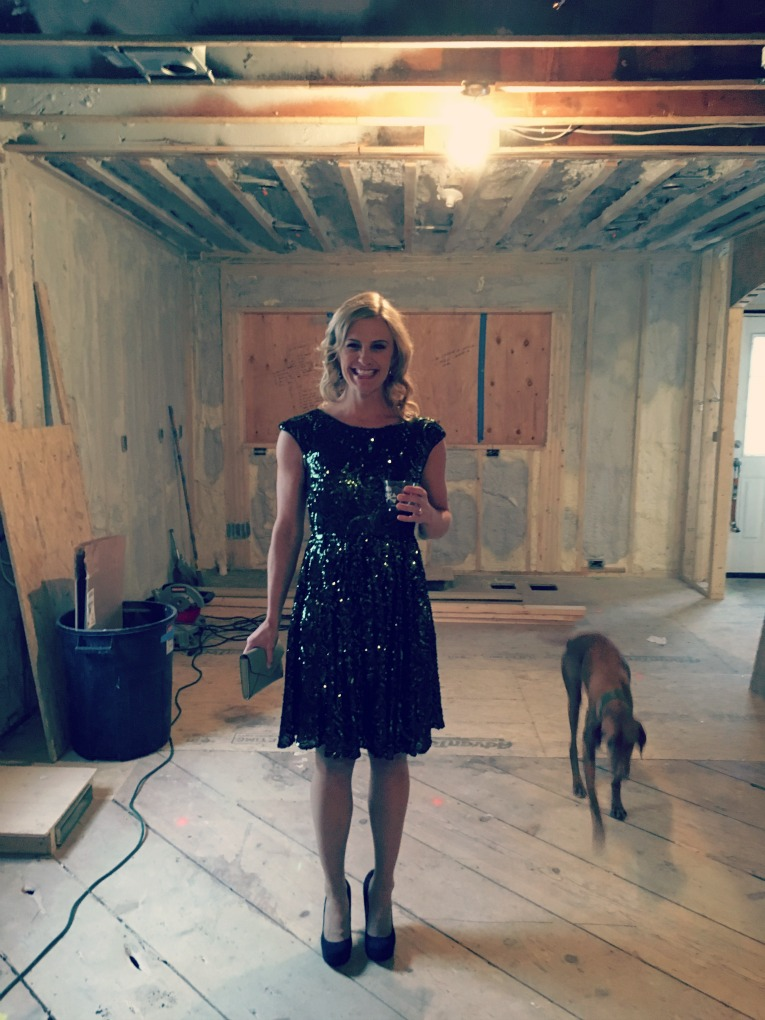 Rent the Runway disaster kitchen