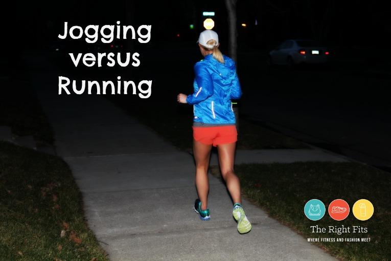 runner versus jogger