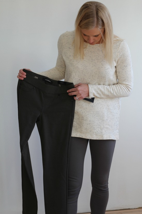 Liverpool Olive Leggings