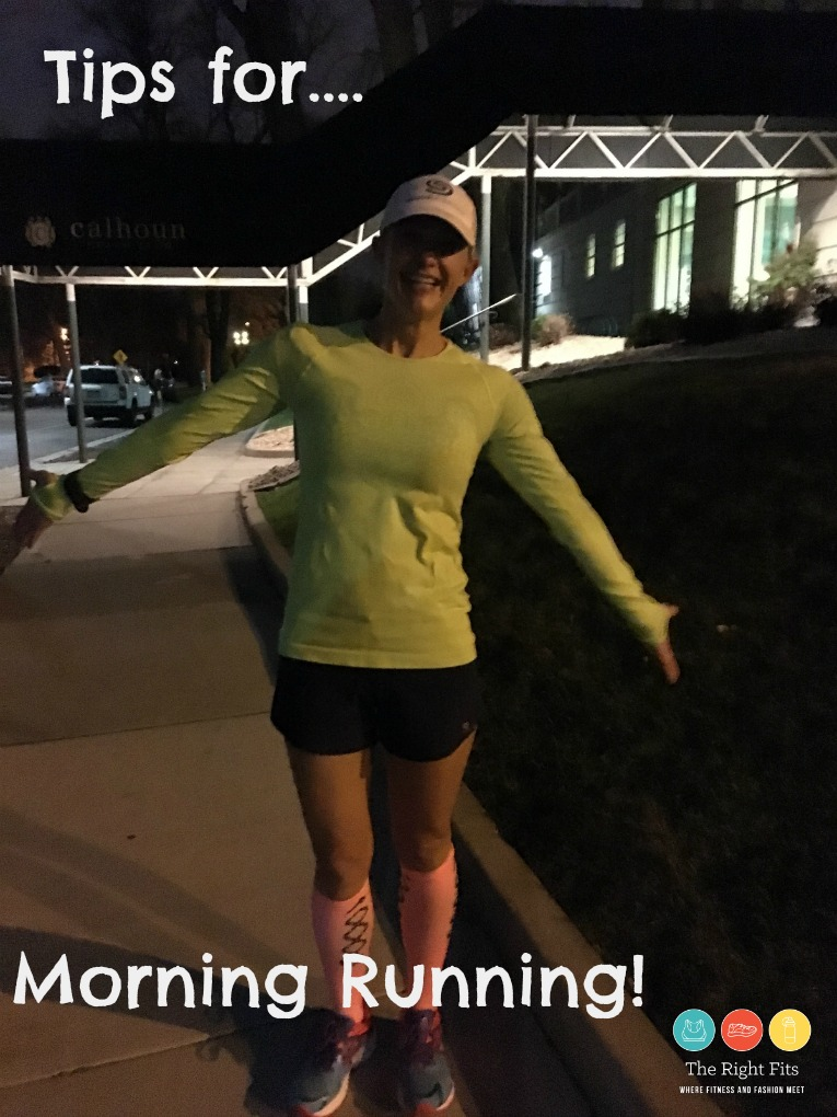 Tips for Morning Running a