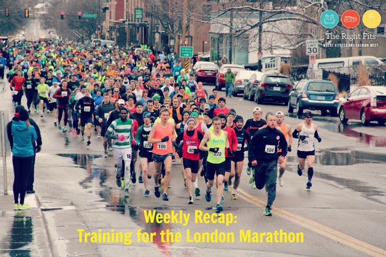 London training 1
