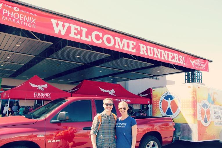 Phoenix Marathon expo