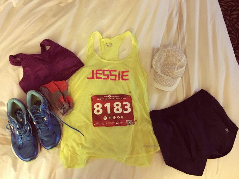 Phoenix Marathon fitness fashion
