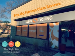 Fits do Fitness Class Reviews: Surge Cycling